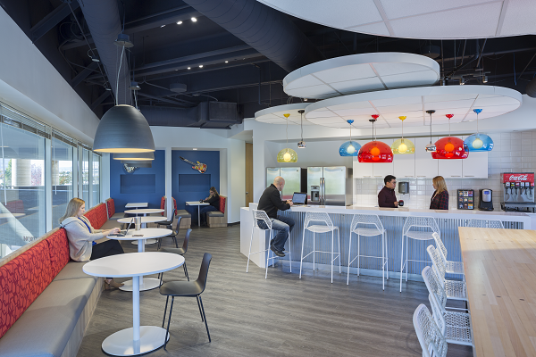 37,000 SF Completed for Red Robin Headquarters