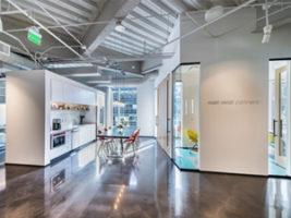 East-West Partners<BR>Denver offices complete