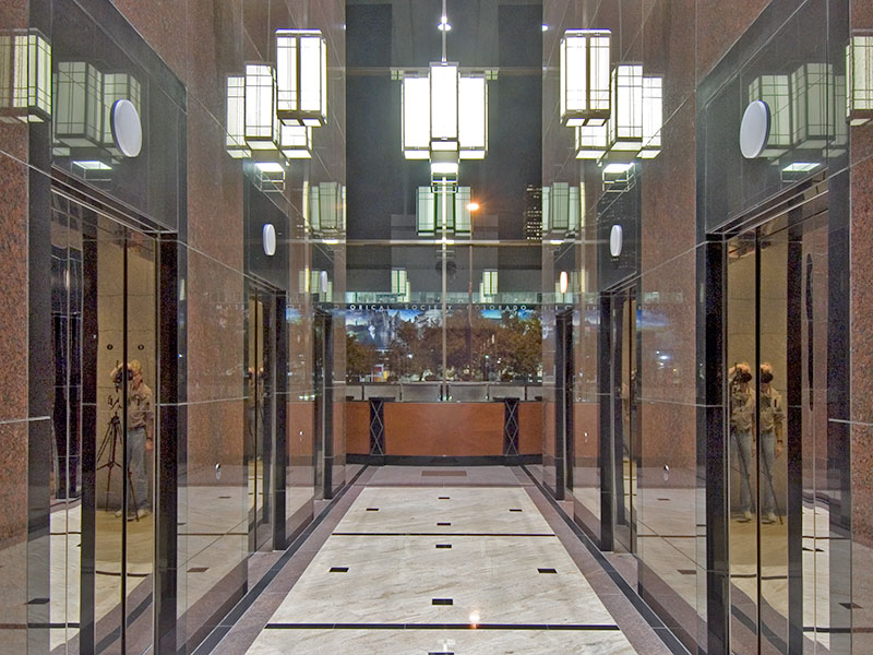 1290 Broadway Lobby