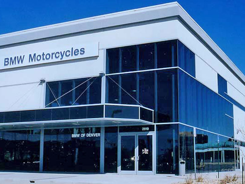 BMW Motorcycle Dealership