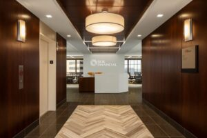 139,000 SF for BOK Financial Completed By BOOTS