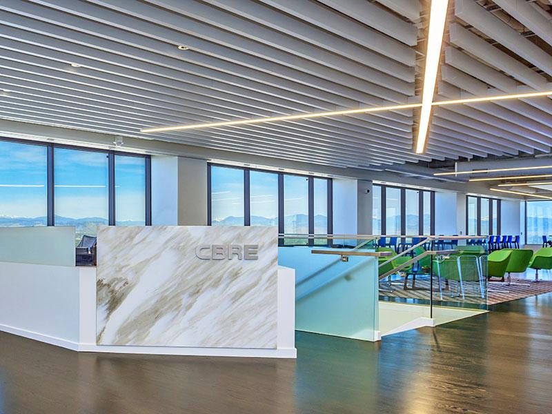 CBRE Denver Headquarters