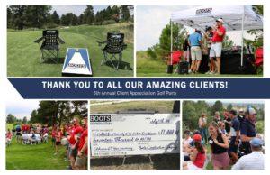 5th Annual Client Appreciation Golf Party