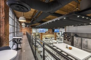 BOOTS Completes Strava's New Denver Office