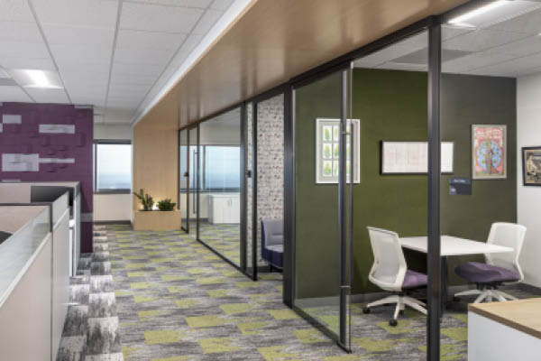 31,107 SF Completed for FHU Engineering