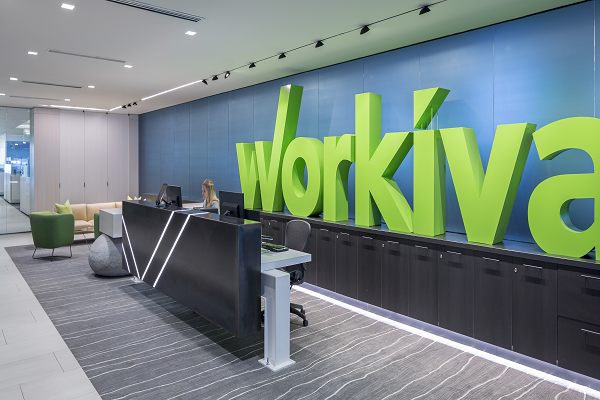 Workiva's New 30,000 SF Office Completed by Boots Construction